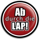 Ab durch die LAP! logo